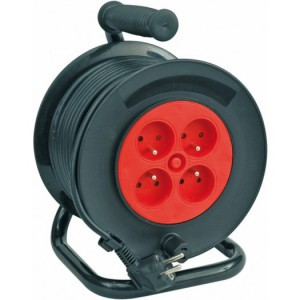 CABLE REEL 25M, 220V