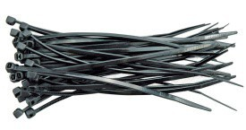 CABLE TIE 290X3,6 100 PCS. BLACK