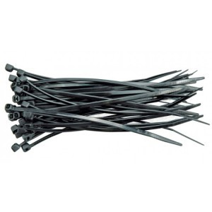 CABLE TIE 500X8,0 100 PCS. BLACK