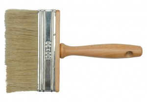BRUSH FOR WALL PAPERS 110MM