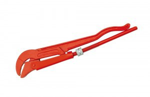 ADJUSTABLE PIPE WRENCH 1,0""
