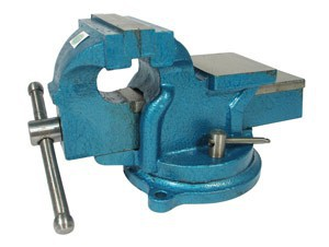 BENCH VICE - SWIVEL BASE 100MM