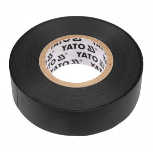 ELECTRICAL INSUATION TAPE15MMx20M BLACK
