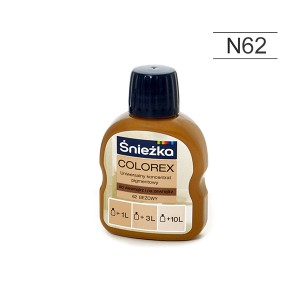 Pigmentas COLOREX baltinta kava 100 ml N62 Sniežka