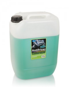 Coolant Antifreeze -35*C  20 kg  (green) SAVEX