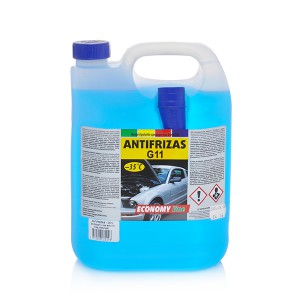 Coolant Antifreeze -35*C  (ECONOMY LINE)  5 kg  (blue)
