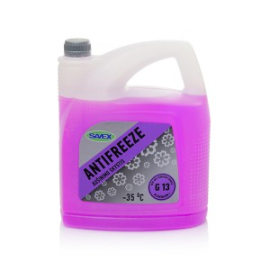 Coolant ANTIFREEZE -38*C G13  5 l  (violet) SAVEX