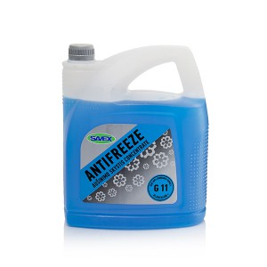 Coolant ANTIFREEZE G11 ( concentrate ) 5 l  (blue) SAVEX