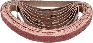 SANDING BELT P80 SIZE 10x330MM