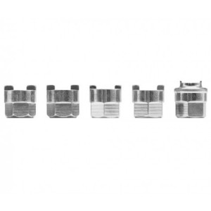 5 PCS DRIVE NUT SET