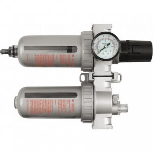 AIR FILTER REGULATOR & LUBRICATOR