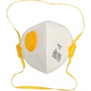 DISPOSABLE DUST MASKS WITH VALVE